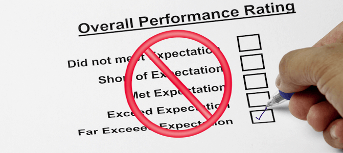 Employee Engagement - poor performance ratings