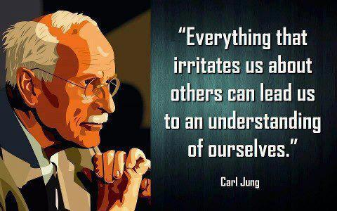 Carl Jung Quote - Jacques de Villiers