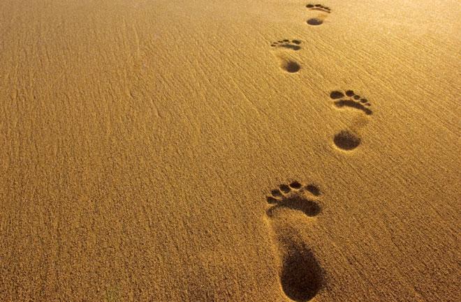Footsteps - Jacques de Villiers