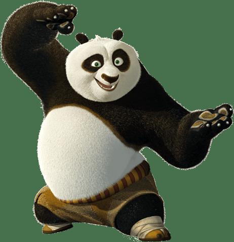 Kung Fu Panda - Jacques de Villiers