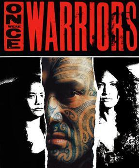 Once were warriors poster Jacques de Villiers